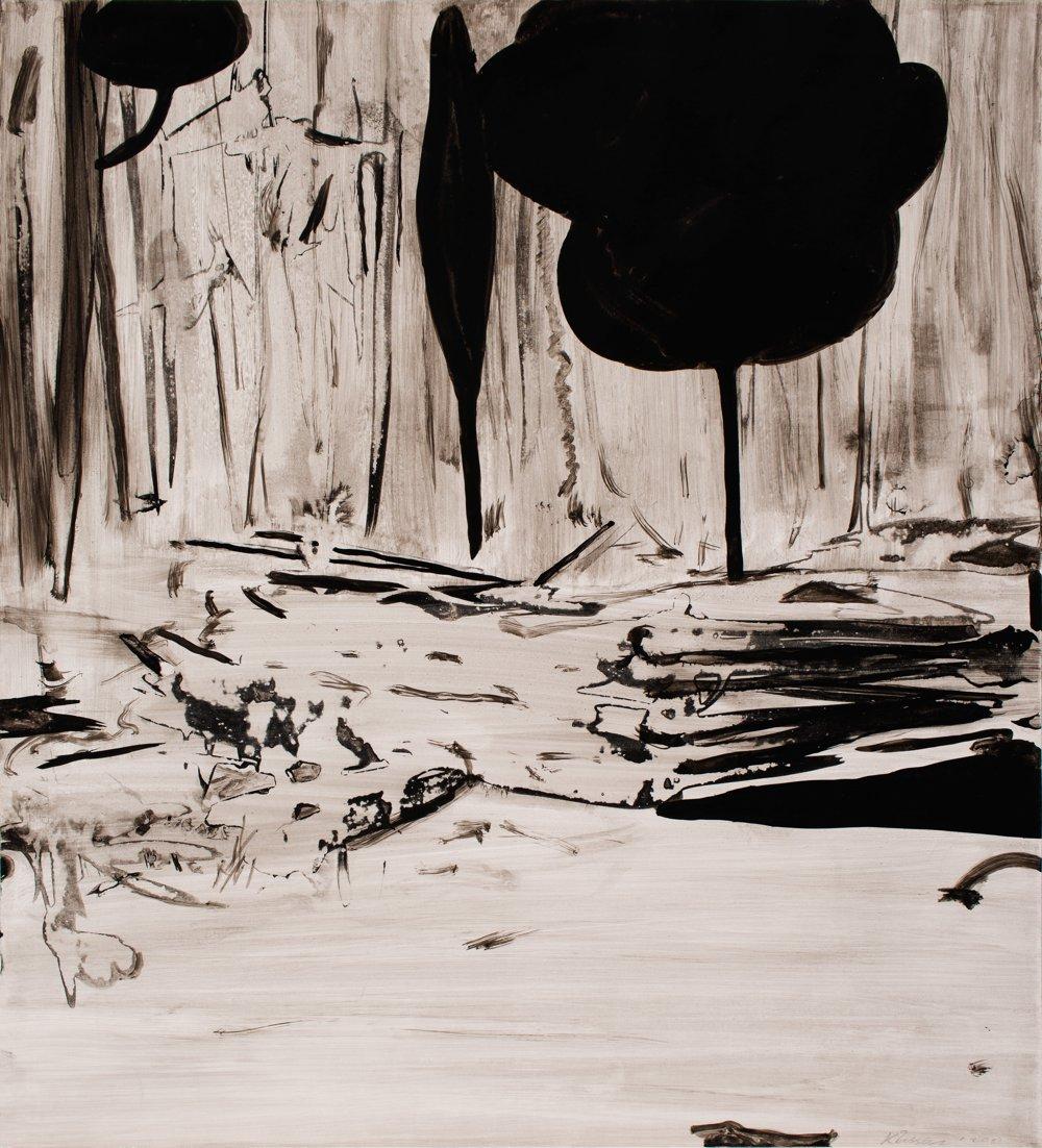 """""""Geologenbau und schwarze Löcher"""", 2010"""