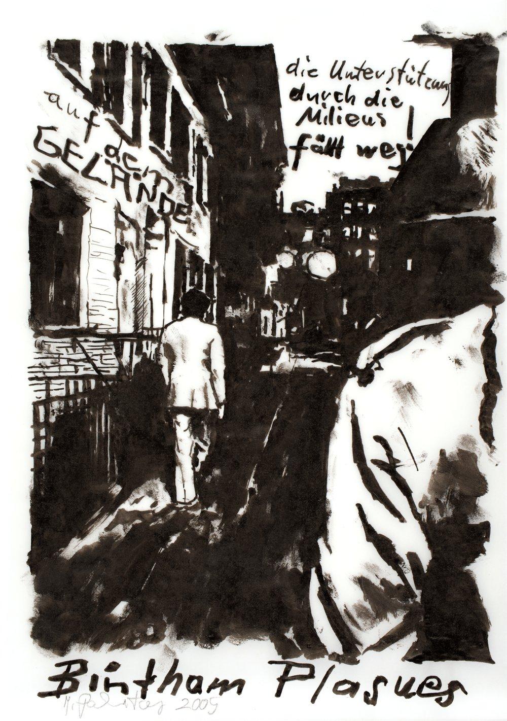 """""""Bintham Plasues"""", 2009"""